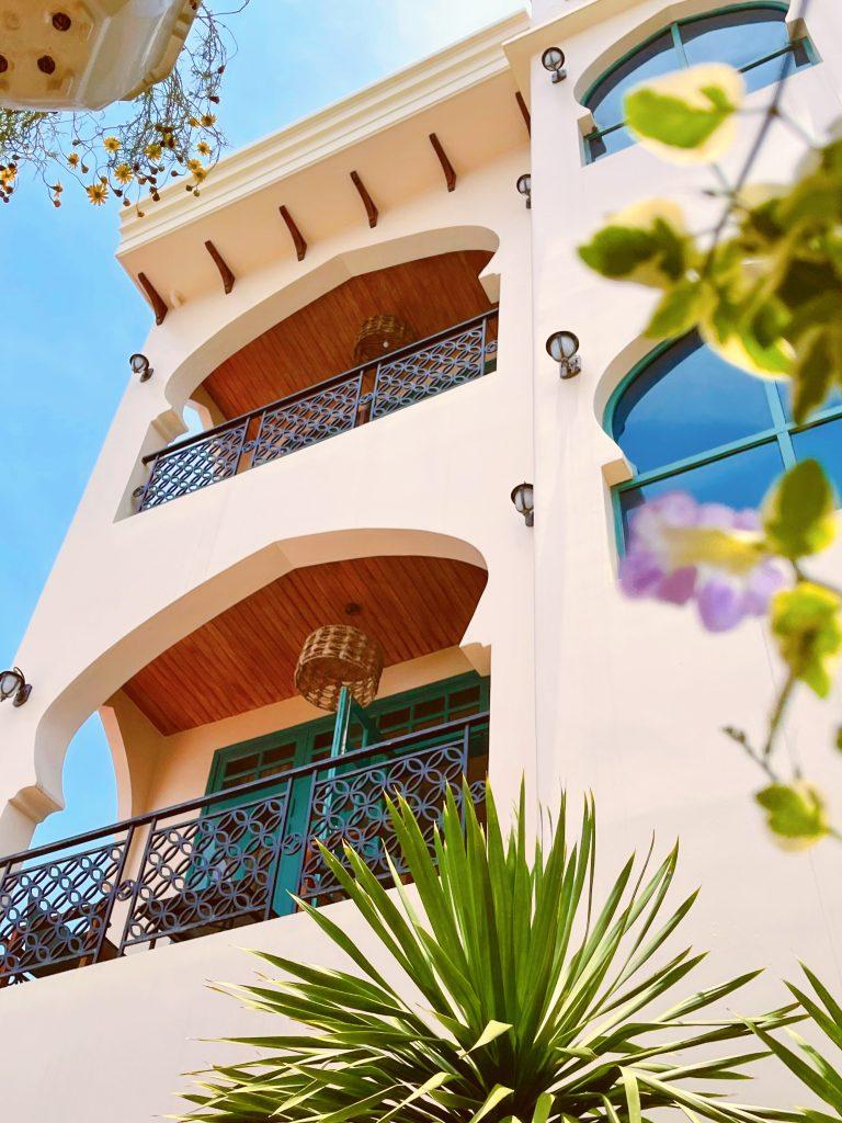 Alsahar Alsahar Villa Hội An - Lâu Đài Ma-rốc màu Cát tại Hội An