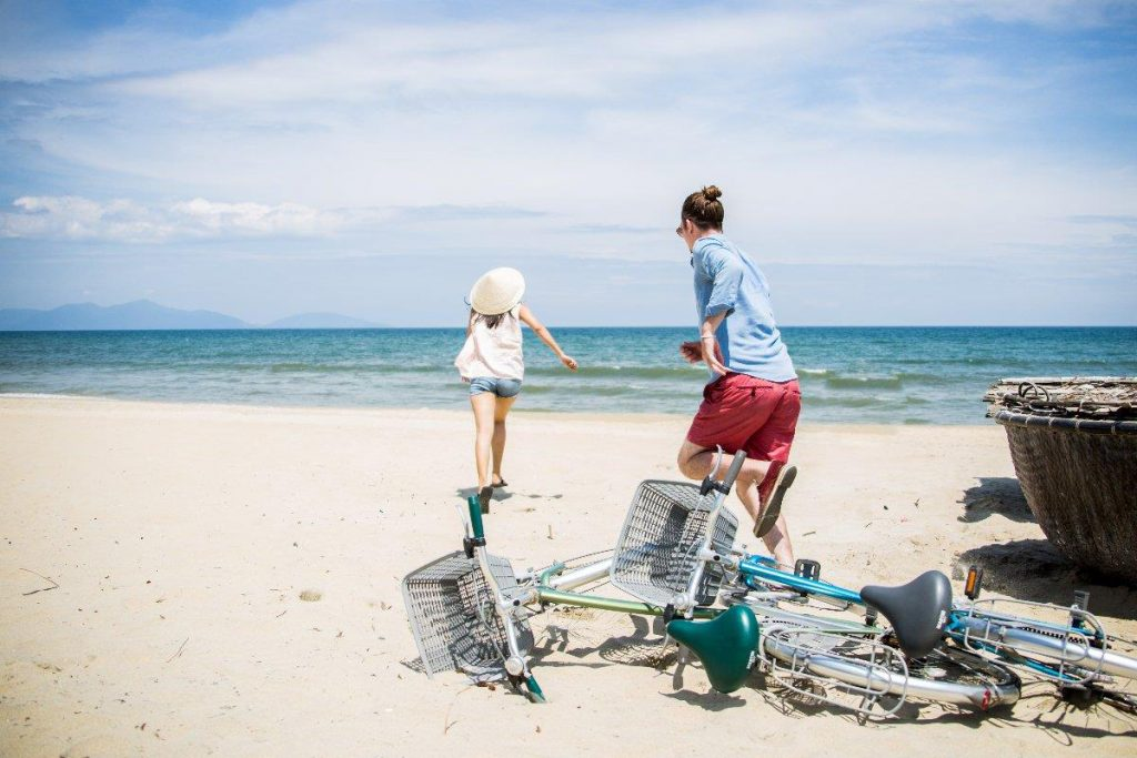 Alsahar Khám phá bãi biển An Bàng | Bãi tắm đẹp nhất Hội An