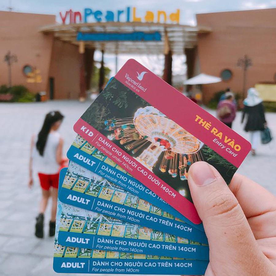 Alsahar Kinh nghiệm du lịch Vinpearl Land Nam Hội An tự túc CHI TIẾT từ A-Z