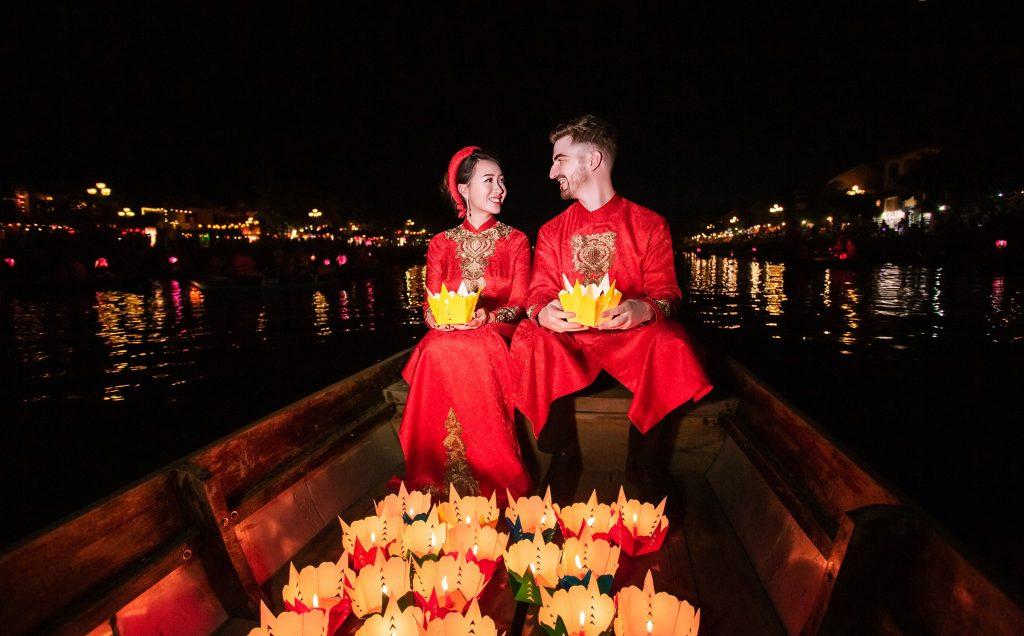 Alsahar Nét đẹp của đèn hoa đăng Hội An